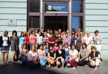 Report z letní školy matematiky v Ostravě 1. – 4. července 2014
